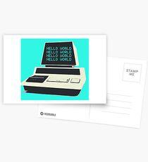 Code Guru Postcards