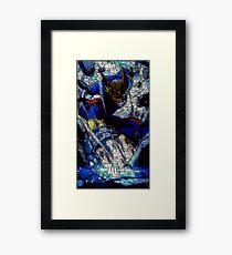 All Might - Boku no Hero Academia | My Hero Academia Framed Print