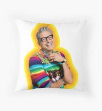 Jeff Goldblum of Happiness Floor Pillow