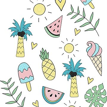 summer by fun-tee-shirts