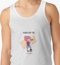 2018 World Cup - France flag Tank Top