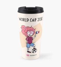 2018 World Cup - France flag Travel Mug