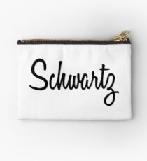 Hey Schwartz buy this now Studio Pouch