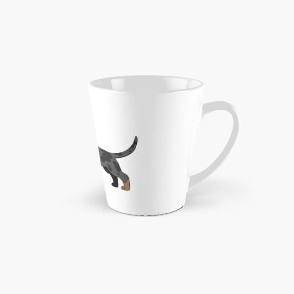 Silver Dapple Smooth Tall Mug