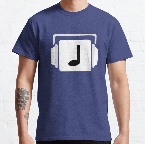 NoteBlock Logo Classic T-Shirt