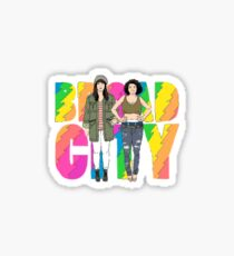 Broad city Sticker