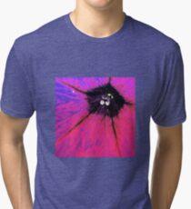 inside flower Tri-blend T-Shirt