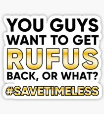 #SaveTimeless Sticker