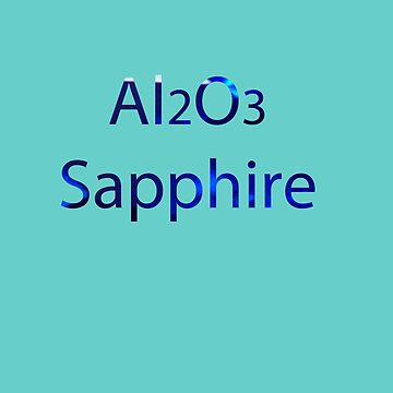 SU: Sapphire Chemical Formula by TheVioletWitch