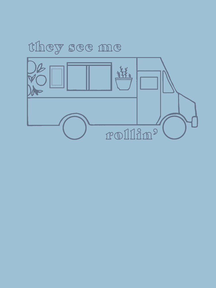 The Little Kitchen: They See Me Rollin' by racquelgraffeo