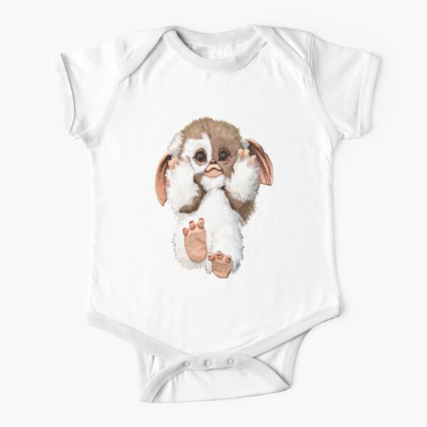 Cutest Gizmo  Short Sleeve Baby One-Piece