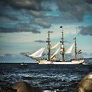 Europa Tall Ship by georgiegirl55