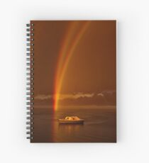 """""""Twofold Covenant"""" Spiral Notebook"""