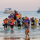 Arriving at Koh Somet by indiafrank