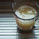 Lemon juice and sea salt by lucindadodds