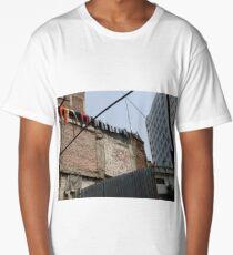 Kathmandu washing line Long T-Shirt