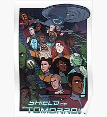 Shield of Tomorrow Poster