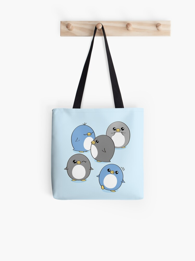 kawaii penguins small baggies
