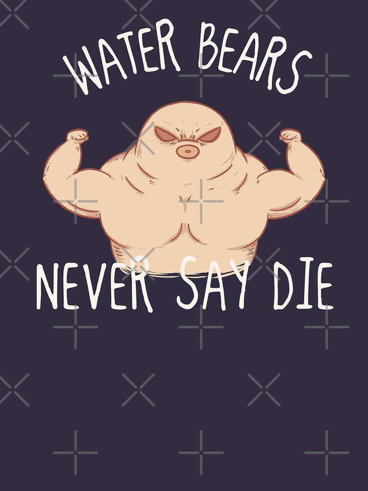 Los osos de agua nunca dicen morir de LiRoVi