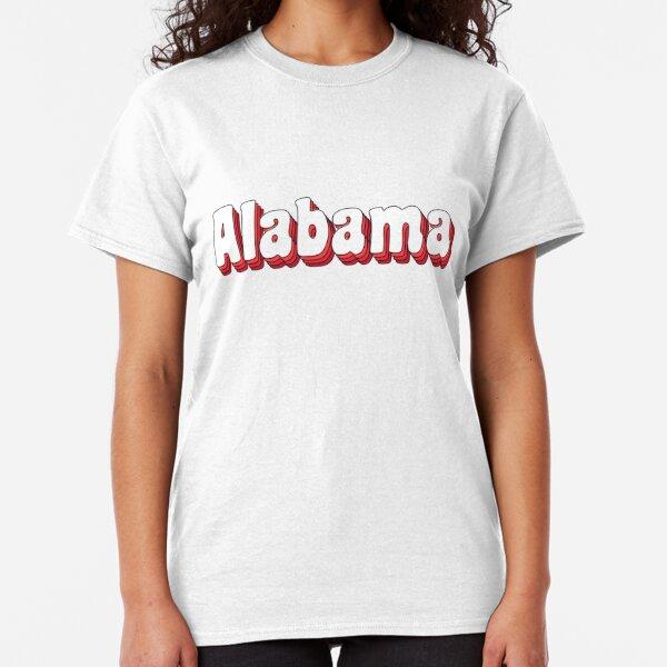 University of Alabama  Classic T-Shirt