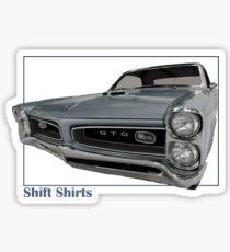 Shift Shirts Goat - GTO Inspired  Sticker