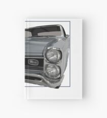 Shift Shirts Goat - GTO Inspired  Hardcover Journal