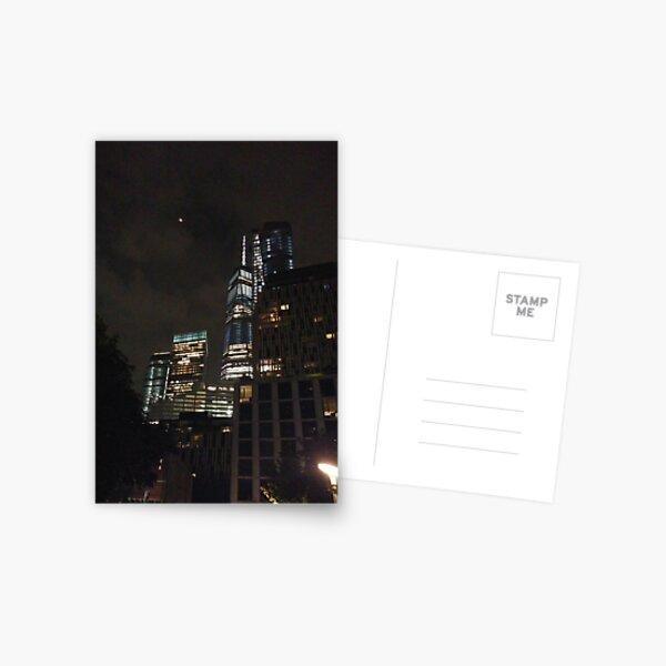 New York City, #NewYork, #City, #NewYorkCity Postcard