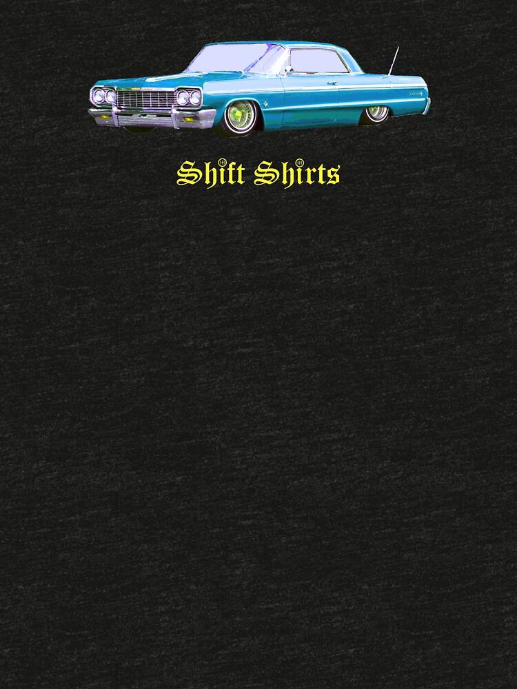 Shift Shirts Lowrider - 64 Impala Inspired by ShiftShirts
