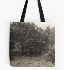 414 Snowing Tote Bag