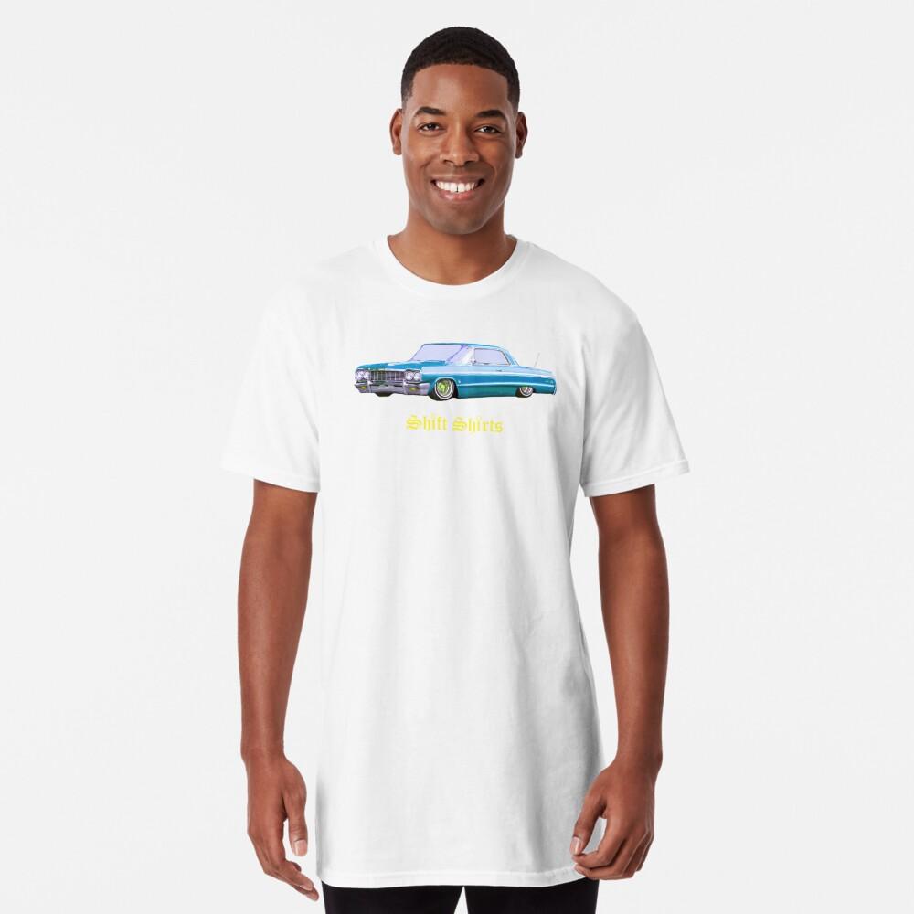 Shift Shirts Lowrider - 64 Impala Inspired Long T-Shirt