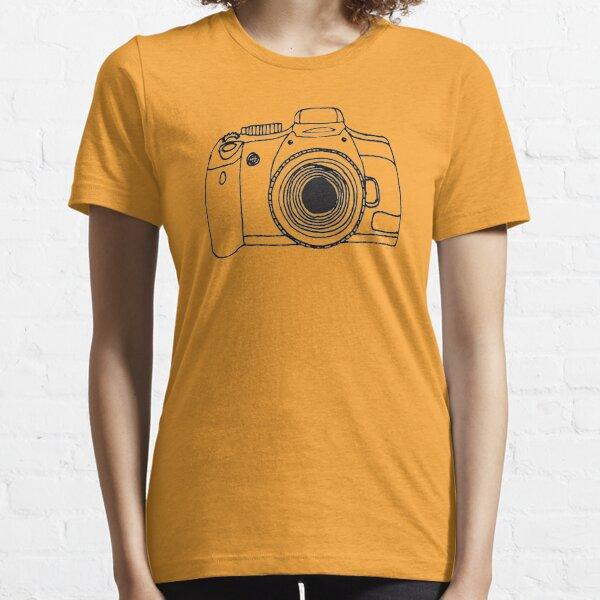 Camera Essential T-Shirt
