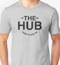 The Hub (Variant) Unisex T-Shirt