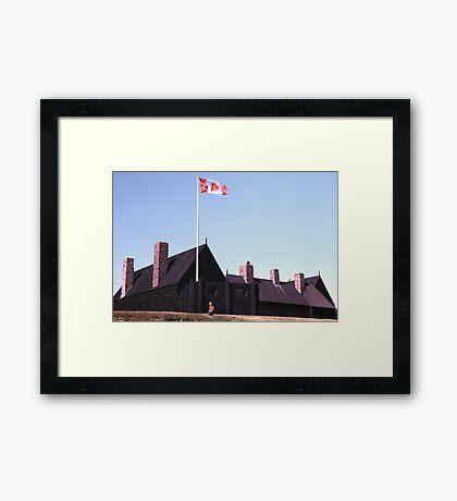 Habitation Framed Print
