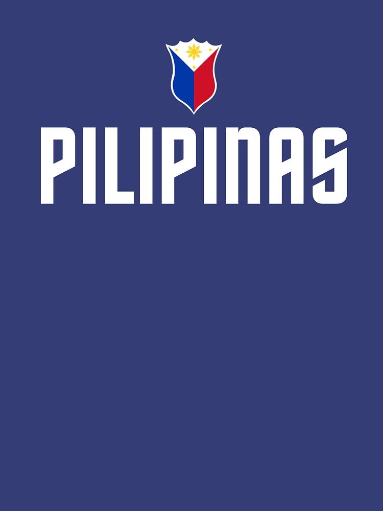 9fb13baa5443b Pilipinas Basketball T-Shirt