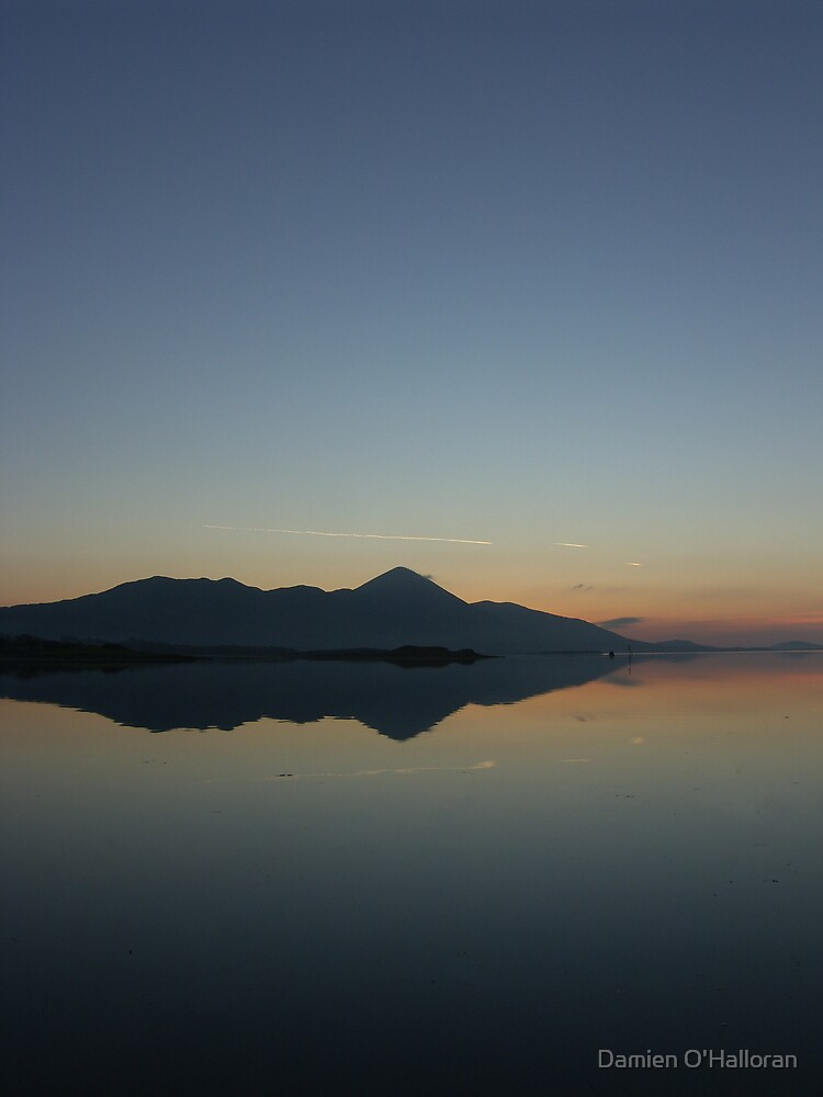 Clew Bay stillness by Damien O'Halloran