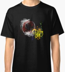 Rainbow fractal Classic T-Shirt
