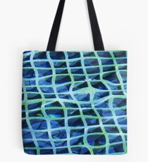 Abstract shape underwater Tote Bag