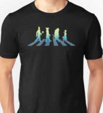 Wizard of OZ Abbey Brick Road Unisex T-Shirt