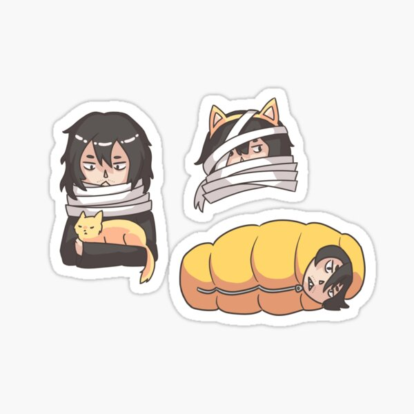 aizawa Sticker