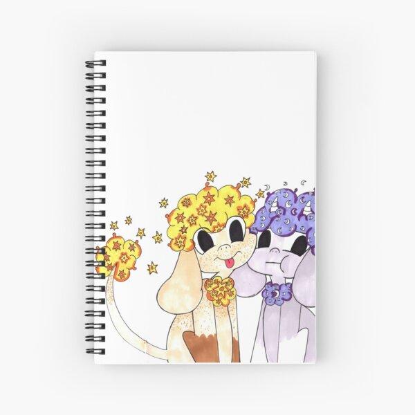 Poodle Pals Spiral Notebook