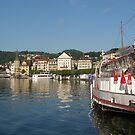 Lakeside - Luzern Switzerland by chijude