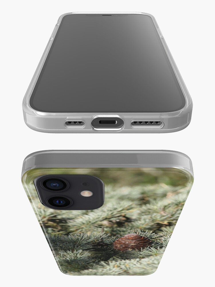 Alternate view of In the woods - Fir Tree iPhone Case & Cover