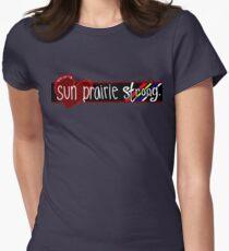 Sun Prairie Strong Women's Fitted T-Shirt