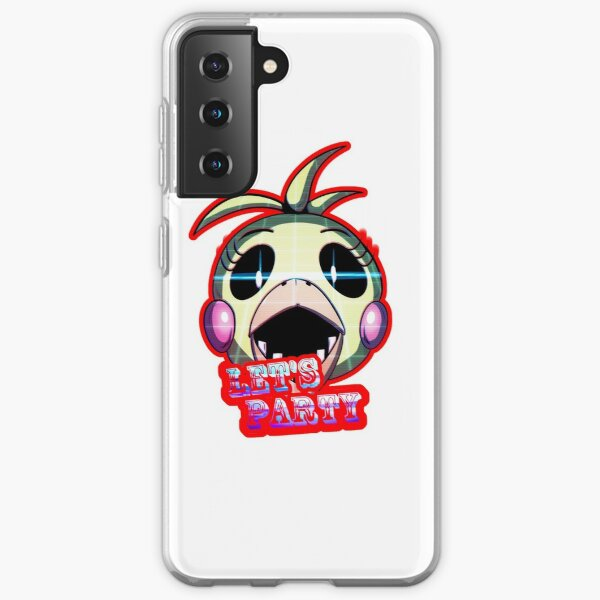 Chica - Let's Party! Samsung Galaxy Soft Case