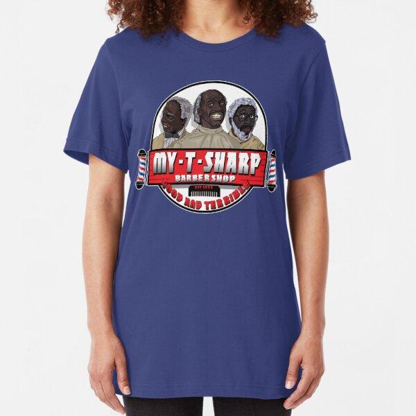My-T-Sharp Slim Fit T-Shirt