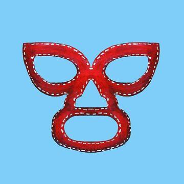 Nacho Libre Mask by cmcewan
