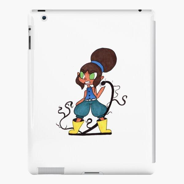 Garden Girl iPad Snap Case