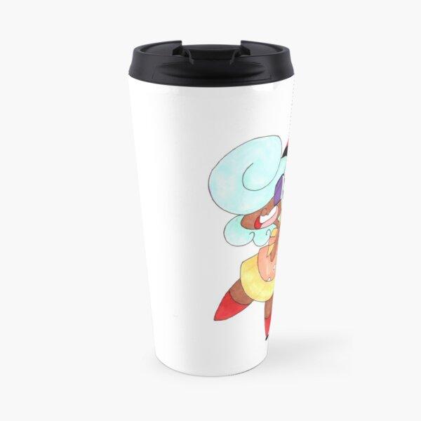 Happy Dancer Travel Mug