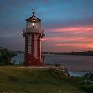 Hornby Lighthouse 2 by Toni McPherson