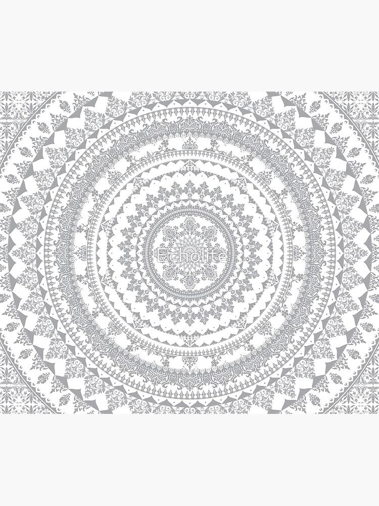 Mandala Gray by Echolite